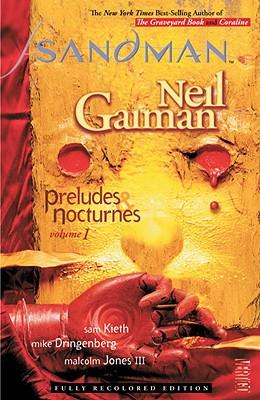 The Sandman 1 By Gaiman, Neil/ Keith, Sam (ILT)/ Dringenberg, Mike (ILT)/ Jones, Malcolm, III (ILT)